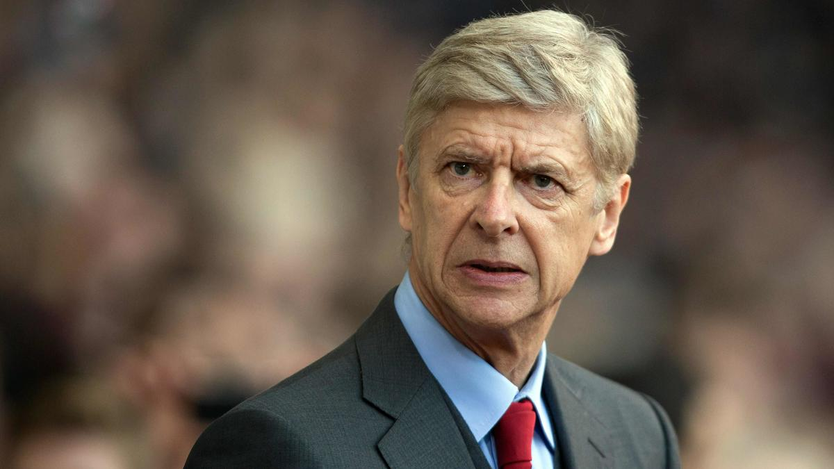 Wenger et la «quenelle» d