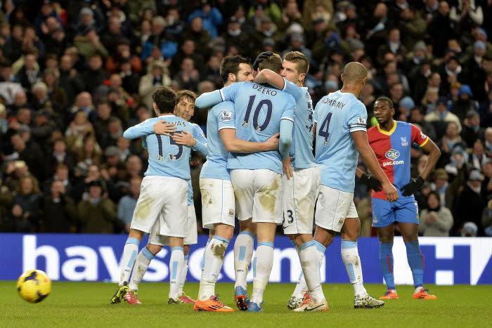 Un milieu de Manchester City bientôt en Ligue 1