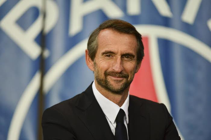 Jean-Claude Blanc, PSG