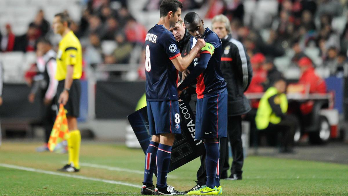 Thiago Motta & Blaise Matuidi, PSG