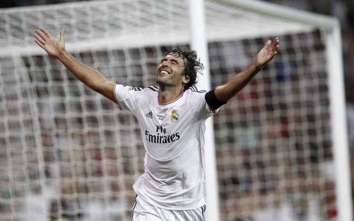 Raul, Real Madrid