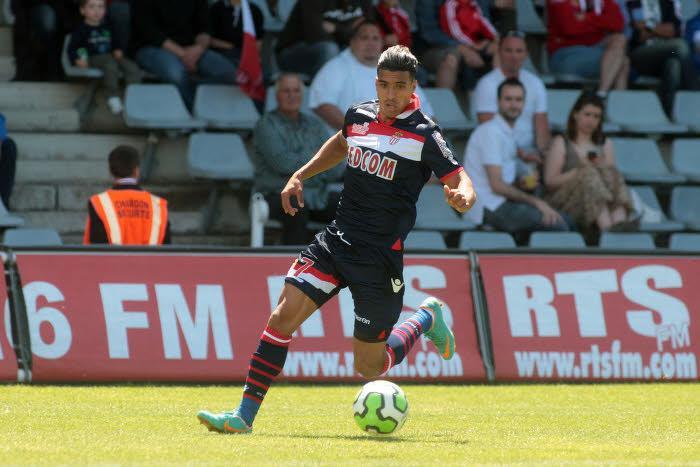 Nabil Dirar, AS Monaco