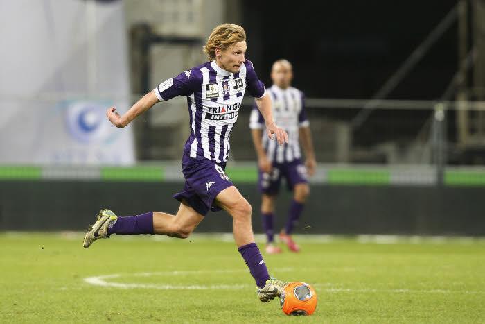 Clément Chantome, Toulouse FC