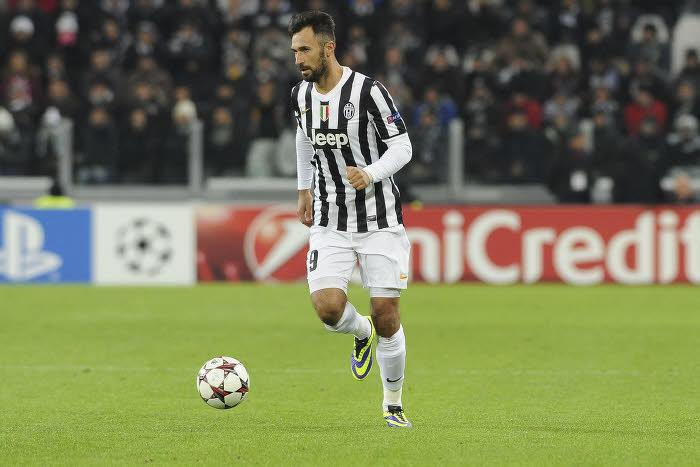 Mirko Vucinic, Juventus