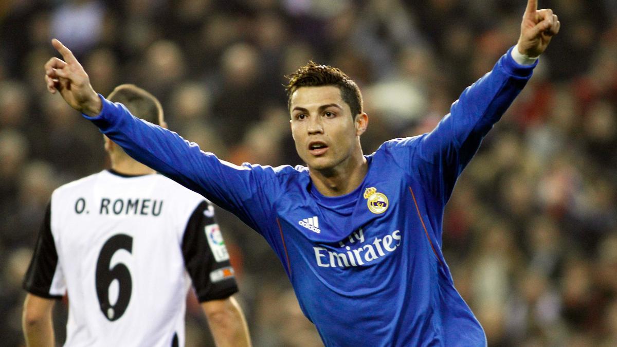 Al-Khelaïfi évoque la piste Cristiano Ronaldo