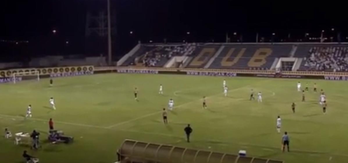 Le geste anti fair-play d'un Argentin (vidéo)