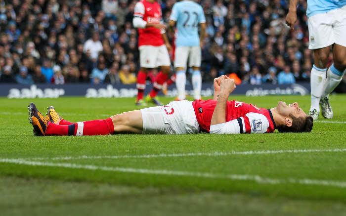 Olivier Giroud, Arsenal
