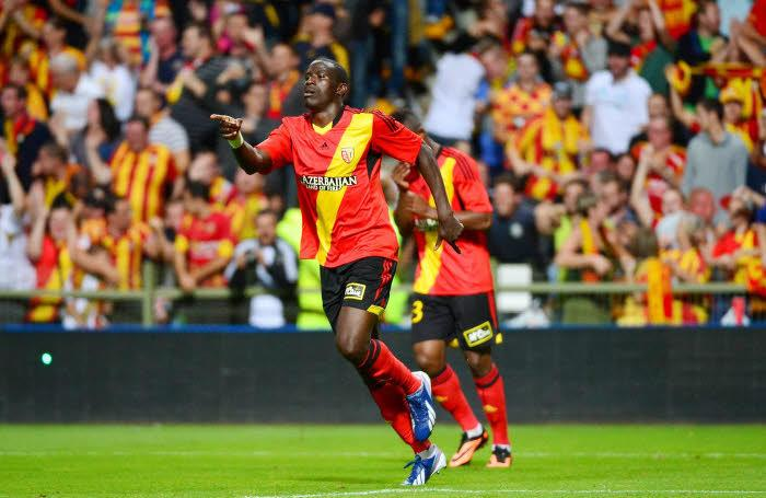 Adamo COulibaly, RC Lens