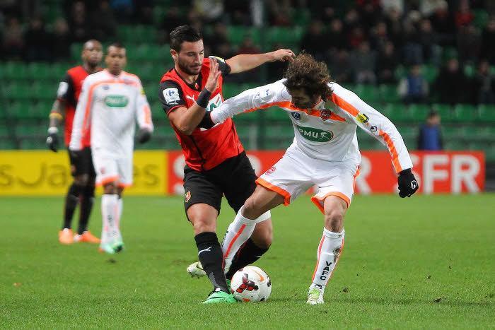 Romain Alessandrini, Stade Rennais