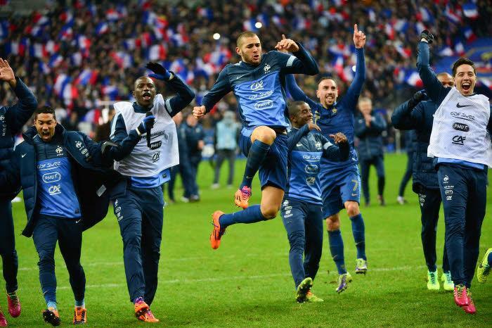 Équipe de France, Benzema