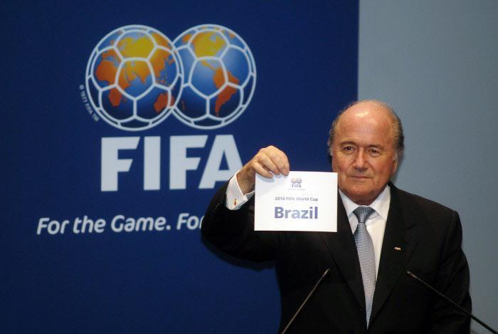 Sepp Blatter, en 2007