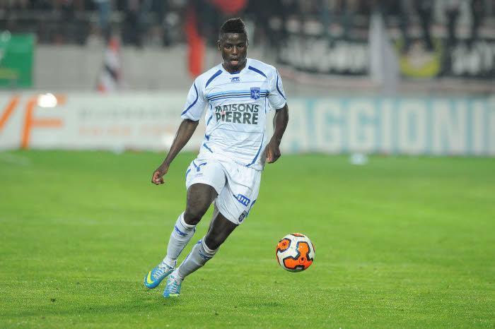 Paul-Georges Ntep, AJ Auxerre