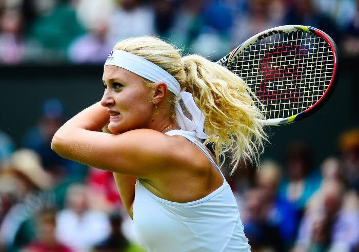 Tennis - Hobart : Mladenovic craque sur le fil contre Stosur