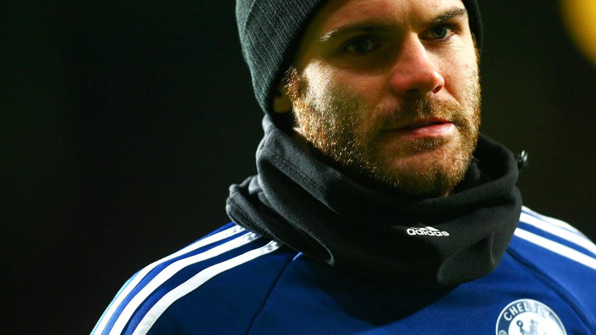 Chelsea enfin prêt à céder Mata