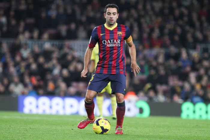 Xavi, FC Barcelone