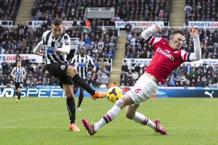 Yohan Cabaye, Newcastle