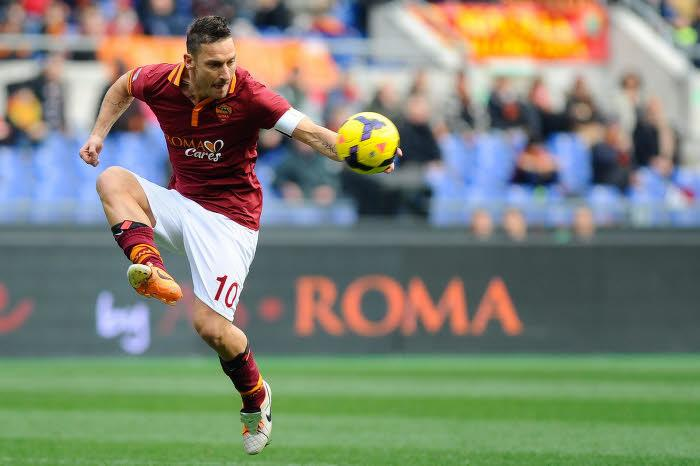 Francesco Totti, AS Rome