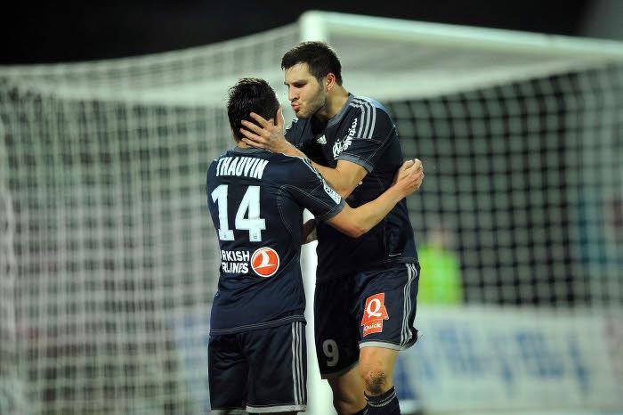 Florian Thauvin & André-Pierre Gignac