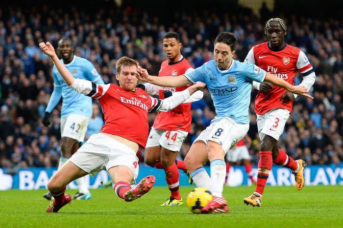 Samir Nasri, Manchester City