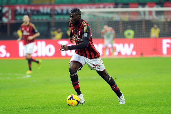 Mario Balotelli, Milan AC