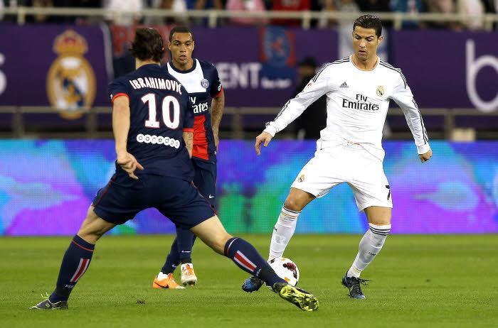Zlatan Ibrahimovic, Cristiano Ronaldo