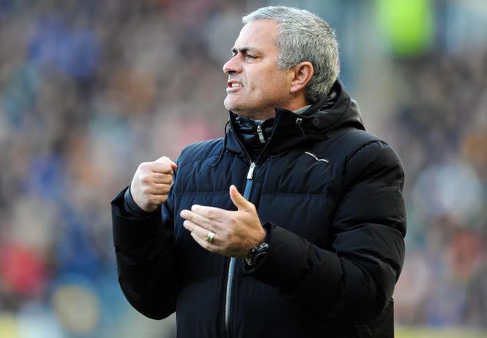 Mourinho tacle un journaliste espagnol !