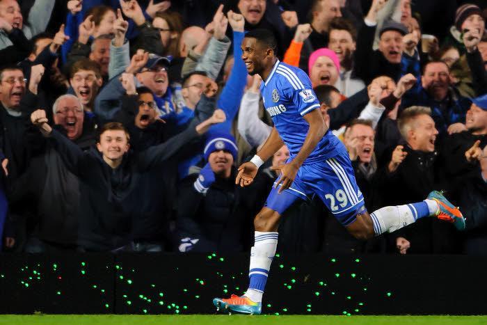 Samuel Eto'o, Chelsea