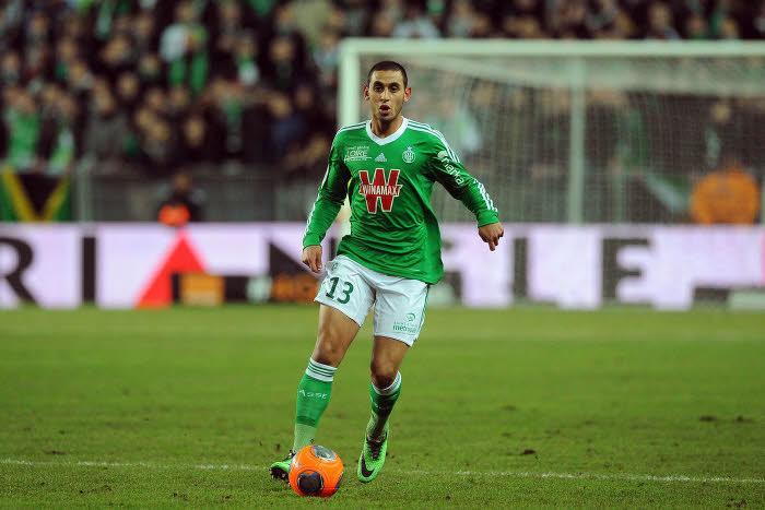 Faouzi Ghoulam, ASSE