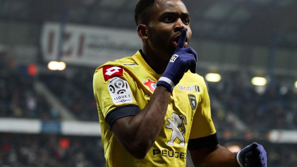 Cédric Bakambu - FC Sochaux