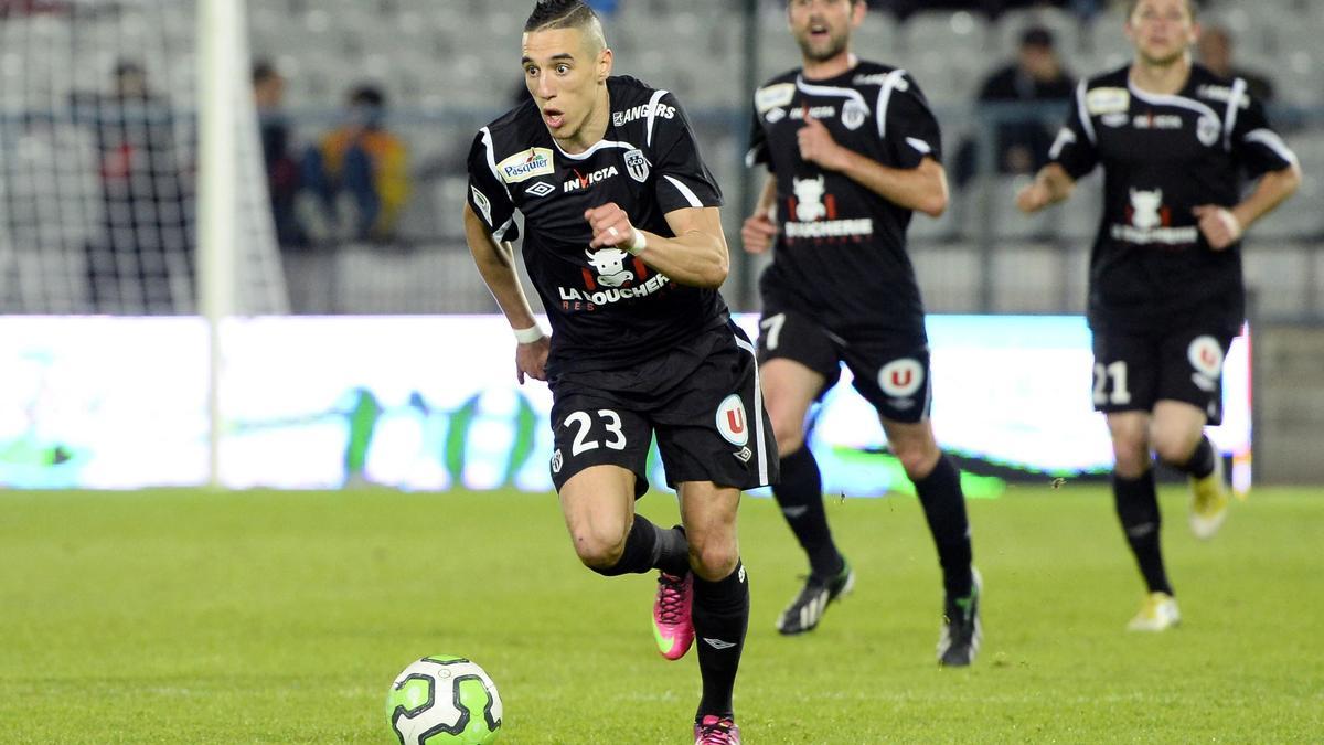 Alharbi El Jadeyaoui, SCO Angers