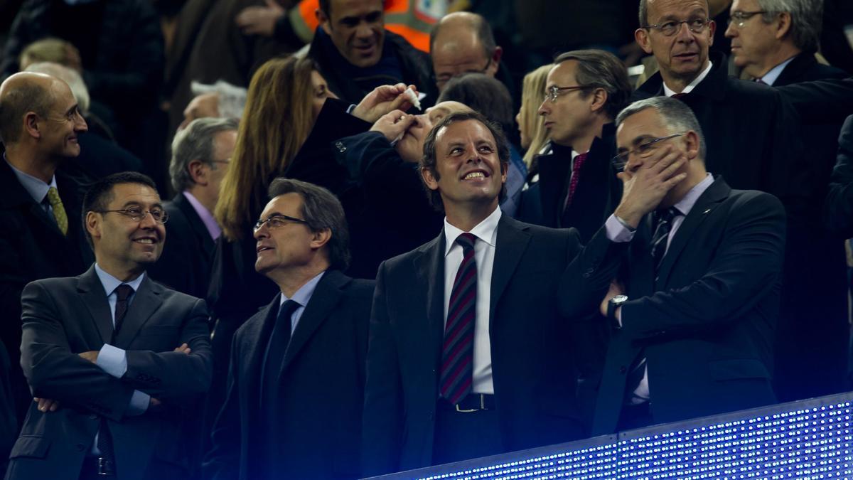 Le nouveau président du Barça déjà sous la menace ?