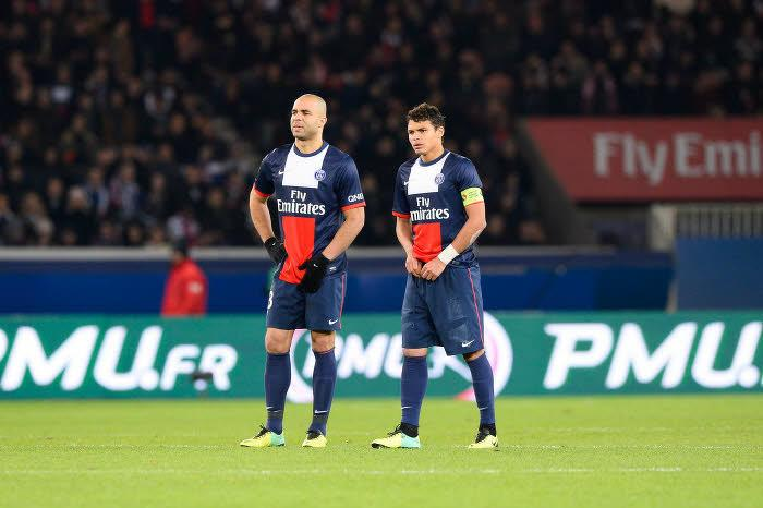Alex & Thiago Silva