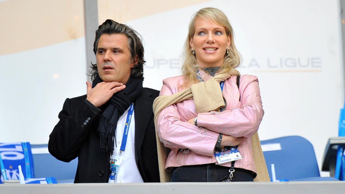Vincent Labrune & Margarita Louis-Dreyfus, OM