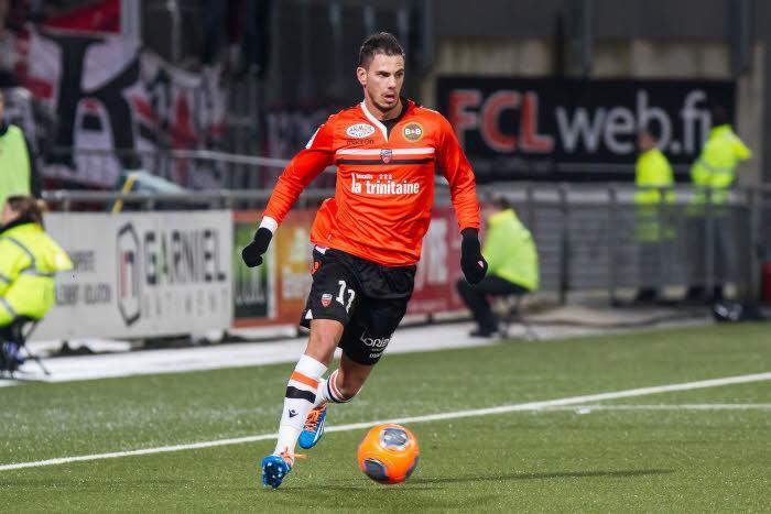 Jérémie Aliadière, FC Lorient