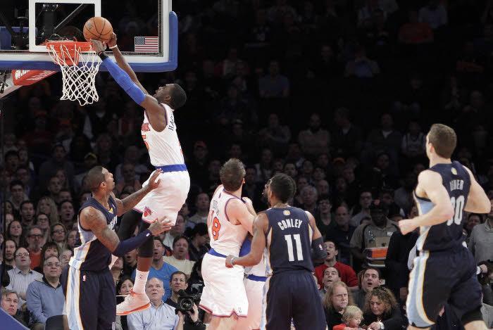 Tim Hardaway Jr, Knicks