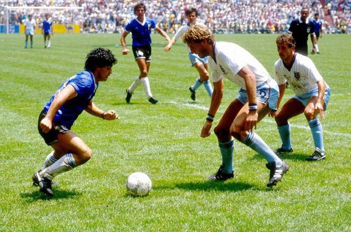 Coupe du monde 2014 coupe du monde 1986 le slalom historique de diego armando maradona vid o - Coupe du monde historique ...