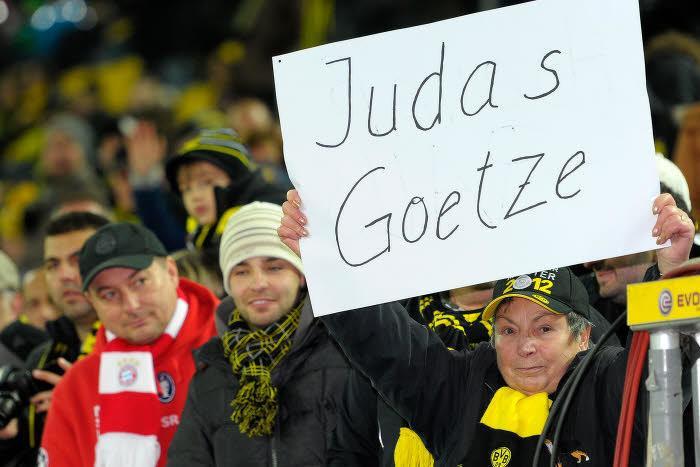 Gotze, Dortmund