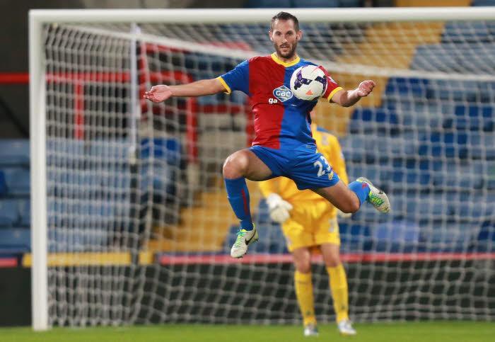 Florian Marange, Crystal Palace
