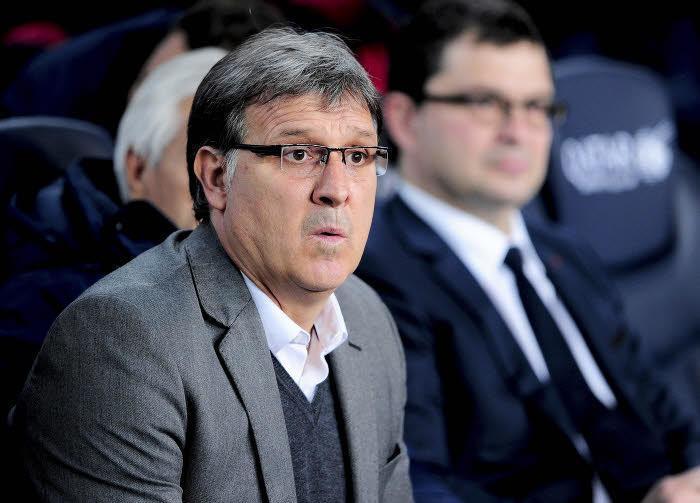 Gerardo Martino, FC Barcelone