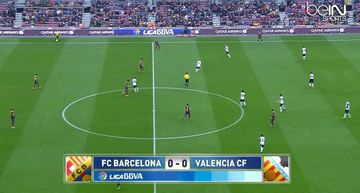 Liga - FC Barcelone 2-3 Valence : Le résumé du match (vidéo)