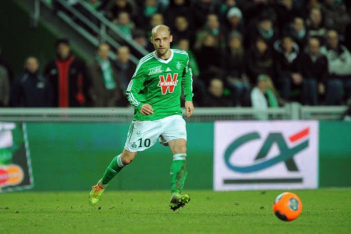 Renaud Cohade, ASSE