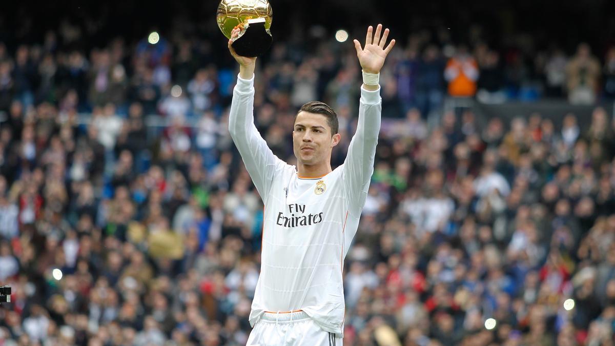 le meilleur joueur du monde 2014