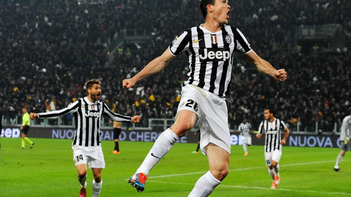 Stephan Lichtsteiner, Juventus Turin