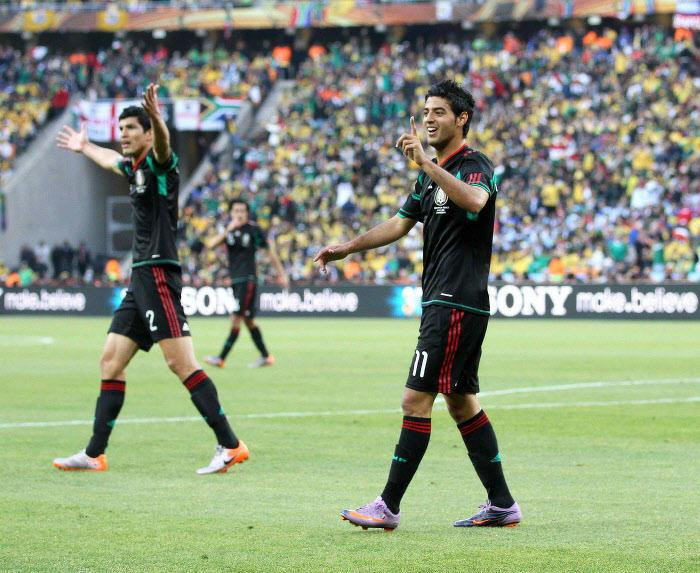 Carlos Vela, Mexique