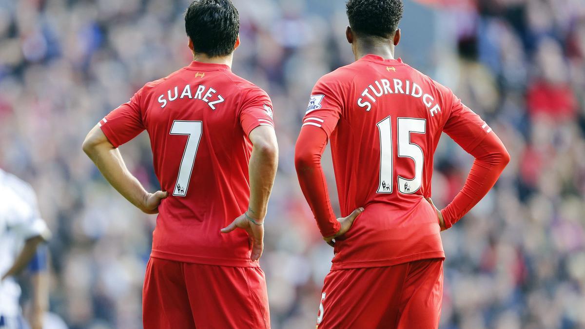 Luis Suarez & Daniel Sturridge, Liverpool