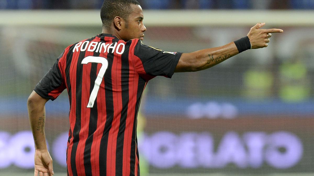 Robinho, Milan AC