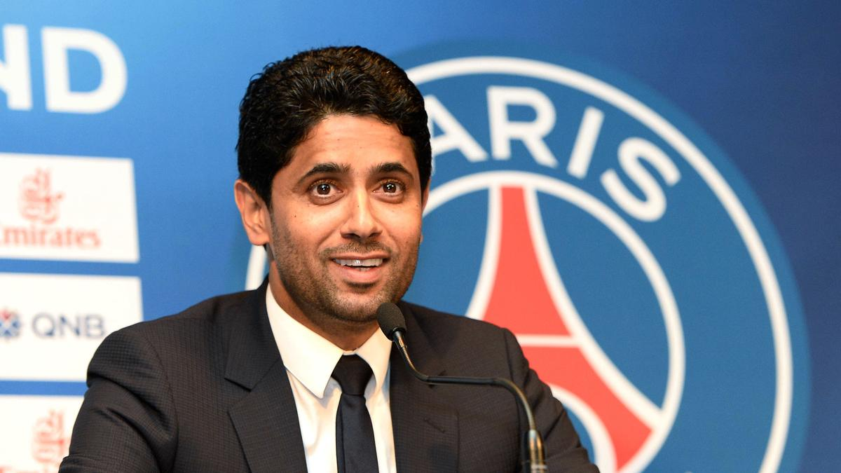 Nasser Al-Khelaifi, PSG