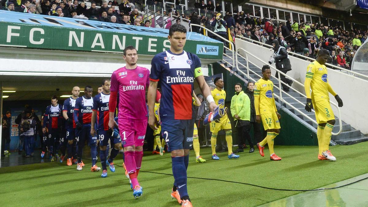 FC Nantes - PSG