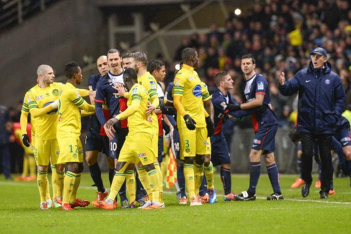 FC Nantes/PSG