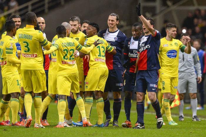 FC Nantes-PSG